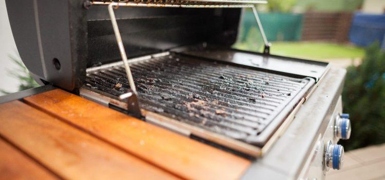 Czym czyścić grill?