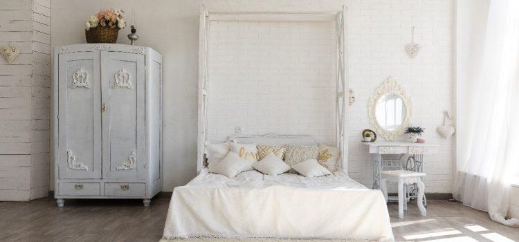 Sypialnia w stylu… vintage!