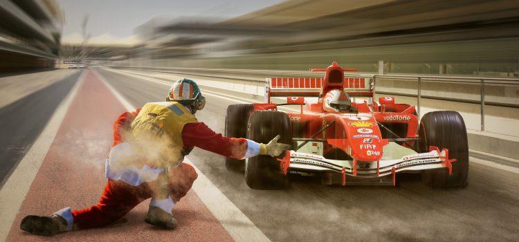 Symulatory wyścigów samochodowych coraz bardziej realistyczne