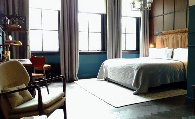 Home office w hotelu - nowa oferta branży hotelarskiej