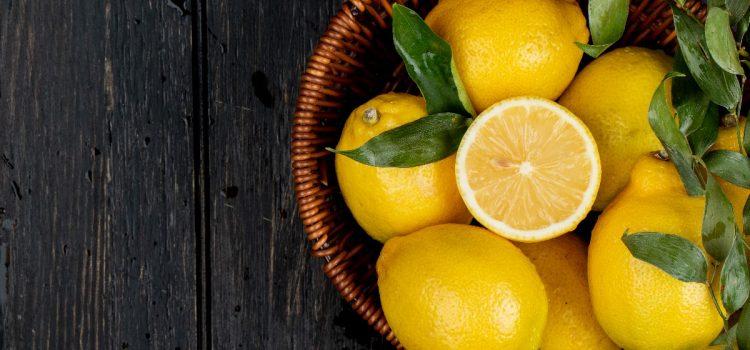 7 zastosowań cytryny, o których nie wiedziałeś!
