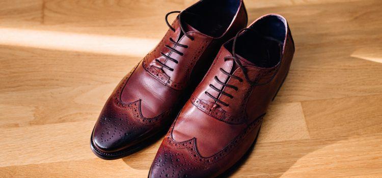 Jak pielęgnować skórzane buty?