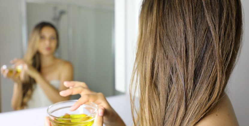 Olejowanie włosów - jak przeprowadzić zabieg w domu?