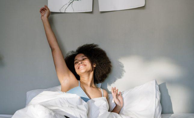 ćwiczenia w łóżku