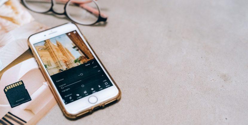 Jak poprawić zdjęcie w telefonie?