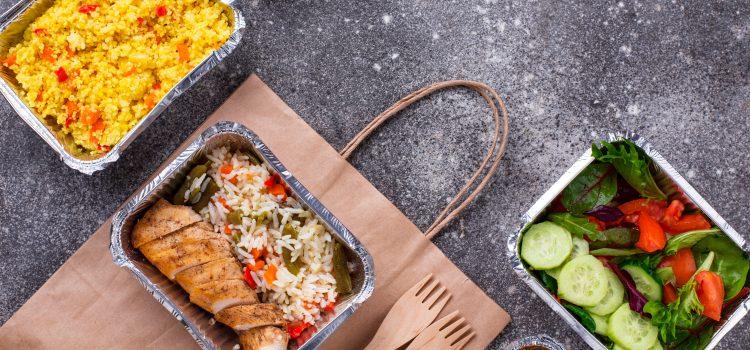 Fit obiady do pracy – 3 przepisy