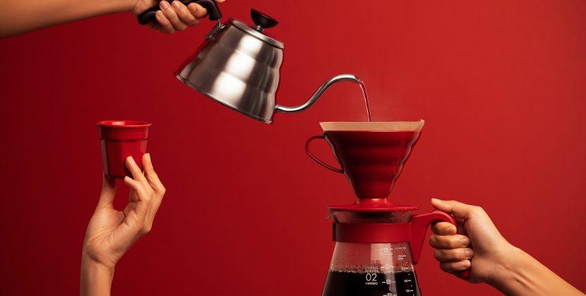 Jak prawidłowo zaparzyć kawę w kawiarce?